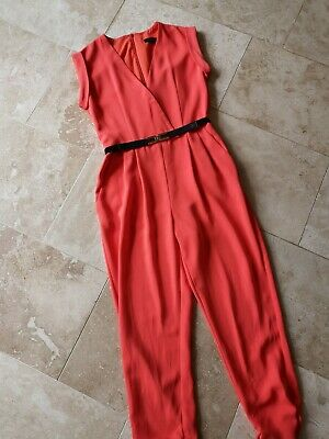 Ladies/Girls * River Island * Jumpsuit & Belt - Size 8 - Stunning Summer Outfit