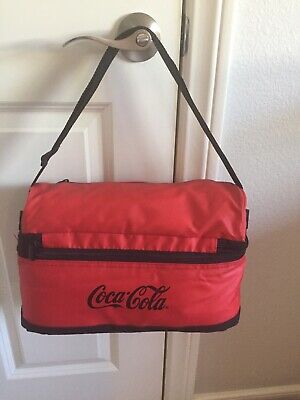 Coca-Cola Convertible Insulated Backpack And Lunch Bag