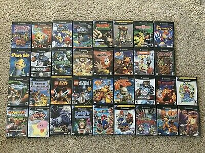 GAMECUBE GAMES!! Pick & Choose Video Games!!! All in Excellent Condition.