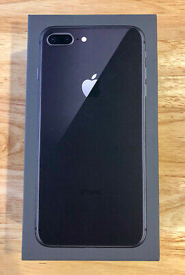 Apple iPhone 8 Plus 256GB Space Gray (Unlocked) MINT CONDITION! ALMOST BRAND NEW