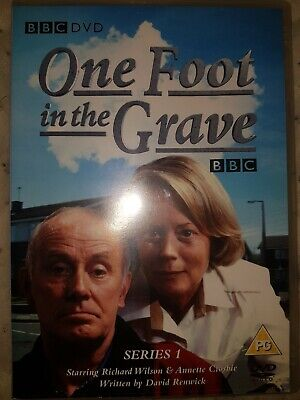 One Foot In The Grave - Series 1 - Complete Collection (DVD, 2004)