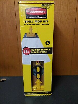 Rubbermaid Commercial Products Spill Mop Kit 2065719