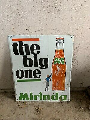 collectable advertising sign