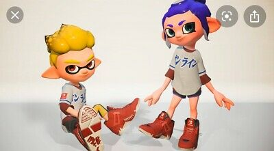 Online Jersey and Online Squidkid V Shoes