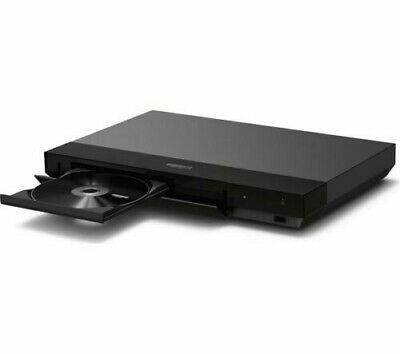 SONY UBP-X700B Smart 4K Ultra HD Blu-ray Player - Currys
