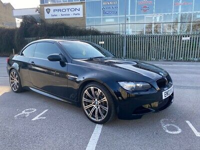 2012 12 Bmw M3 V8 Convertible E93 Manual Lci