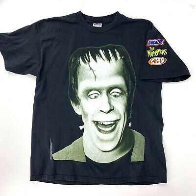 Licensed Long Sleeve T-Shirt S-3XL Munsters TV Show Herman OH GOODY