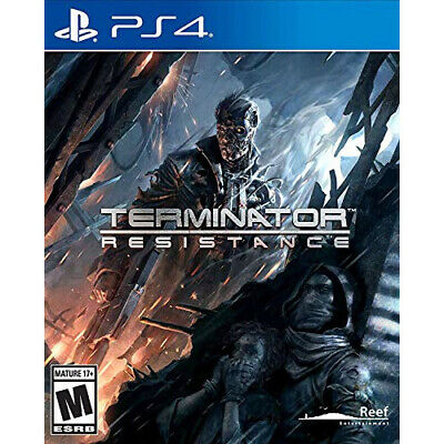 Terminator Resistance (Import version: North America)-PS4 [NEW]