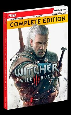 The Witcher 3 III Wild Hunt Prima Game Guide PDF - Official Complete Edition
