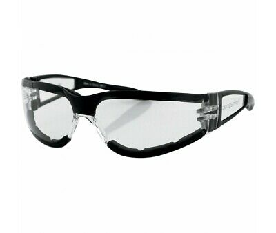 Lunettes Bobster Moto-Scooter-Shield Ii Claire-2610-0299