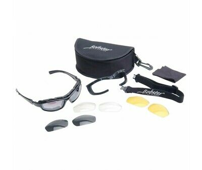 Lunettes Bobster Moto-Scooter-Road Hog Ii Convertible-2601-0266