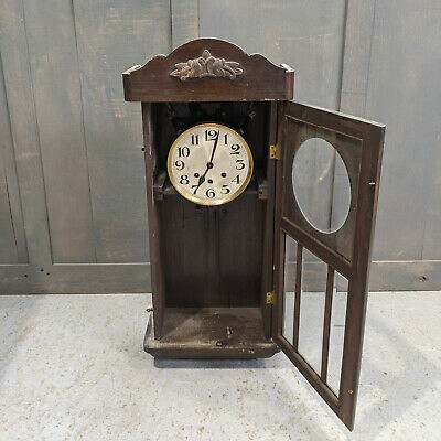 'Westminster' 1931 German Long Case Clock with Great Tones