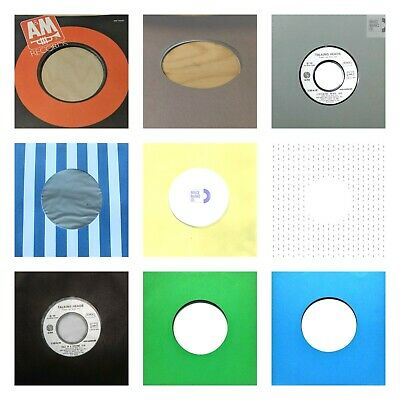 RECORD STORE DAY SLEEVES Bruce Marks Co 45RPM EP 7' Singles Assorted (45pcs)