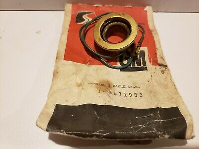 Nos Gm # 5671988 Upper Steering Shaft Bearing & Cable