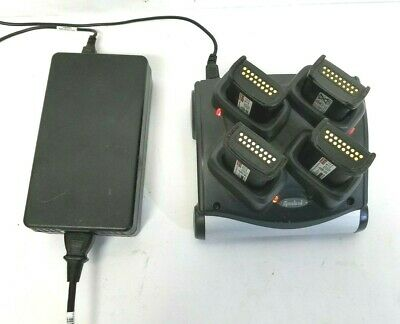 Symbol/Motorola SAC9000-4000R 4-Slot Battery Charger Cradle for MC90xx Scanners1