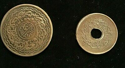 OLD COINs FROM THE MIDDLE EAST  x 2