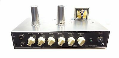FRENZEL Dual Channel FM-DP1 Guitar Tube Preamp