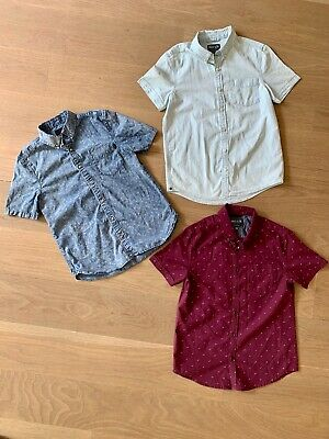 Indie Kids by Industrie boys shirts bundle -  Size 10 - 3 ITEMS!