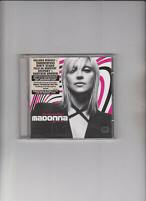 RARE CD-single Madonna Die another day James Bond 6-track incl. remixes