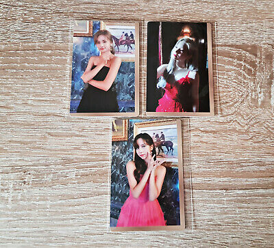 Twice OFFICIAL Pre-order Photocards - Feel Special Version C