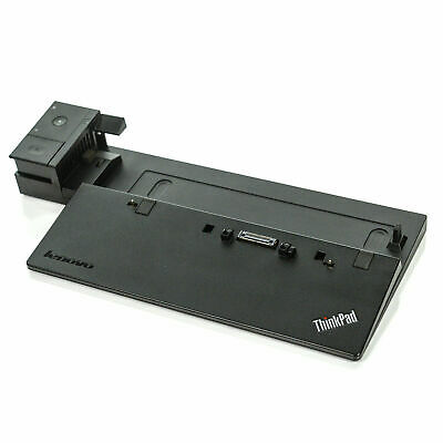 Lenovo ThinkPad Ultra Dock Type 40A2 HDMI T450 T460 T470 40A20090US + 2 keys