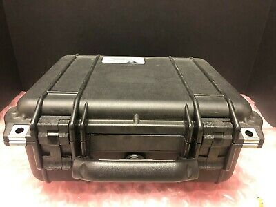 Pelican Case (From Bird 5000-Ex Power Meter) Great For Handgun Case!