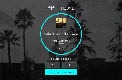 Tidal Hifi Masters Quality Plan LifeTime Account Not Shared  INSTANT DELIVERY