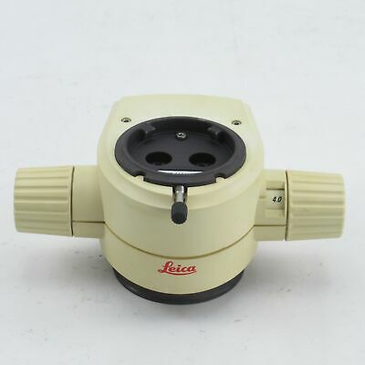 Leica Ms5 Stereo Zoom Microscope Body 10445613 Ms 5