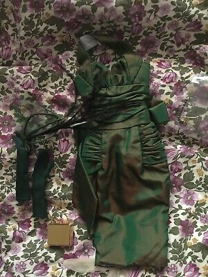 DeAnne Denton Emerald Evening Outfit 2008 OUTFIT ONLY LE300 Collectable