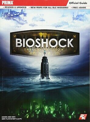 Bioshock The Collection Offical Game Guide Pdf
