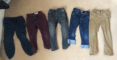 Boys 4-5 Age 5 Trousers And Jeans Mostly Next Bundle