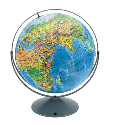 Nystrom Land Cover Raised Relief Globe