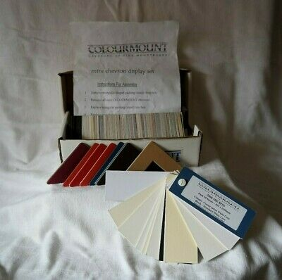 Colourmount Point of Sale Materials Samples Picture Framing