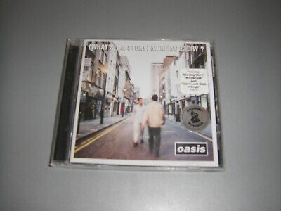 CD Oasis - (What`s the Story) Morning Glory?