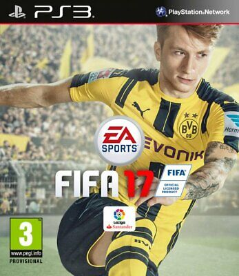 Fifa 17, Ps3 (Playstation 3), Castellano, Store España (No Disco) Digital