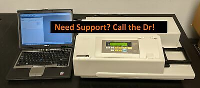 SpectraMAX Microplate Reader PM - Calibration - Repair from the Dr!