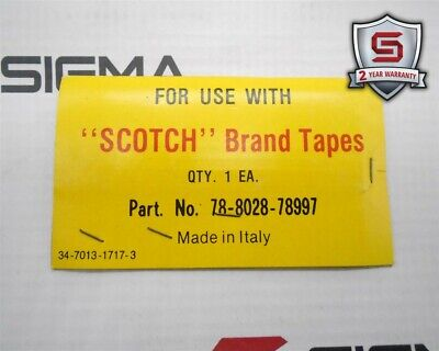 3M 78-8028-78997 Replacement Blade *Sealed*