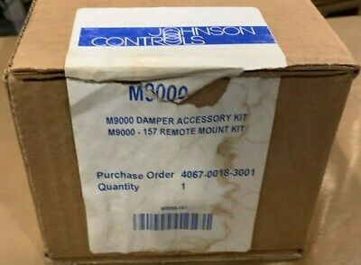 Johnson Controls M9000-157 Accessory kit