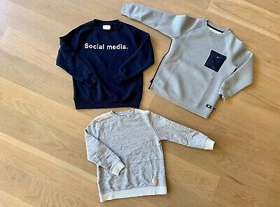 Zara boys sweatshirt + sweater bundle - Size 10 - 3 ITEMS!