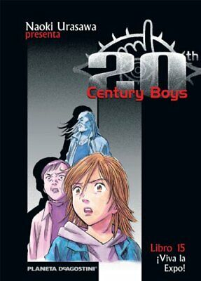 20th Century Boys nº 15/22 (Manga)