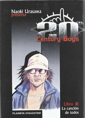 20th Century Boys nº 18/22 (Manga)