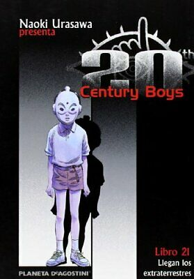 20th Century Boys nº 21/22 (Manga)