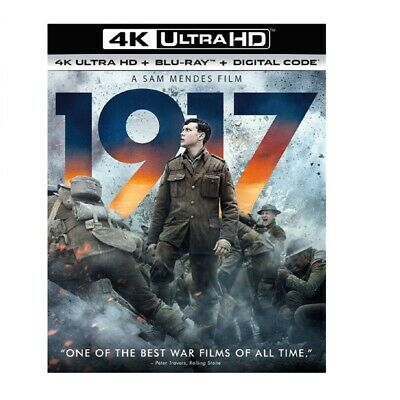 1917 [4K Ultra HD Blu-ray/Blu-ray] [2020]