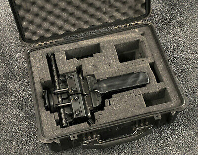 "Pelican 1550 Case ""picked"" for Cambo Ultima 45D View Camera"