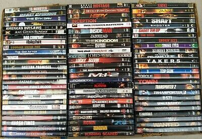 Loris-lots Action DVD's #2 Choose 12 titles & Receive 50% Off Free Shipping