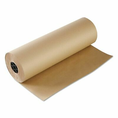 Brown Kraft Paper Parcel Packing Wrapping Book Craft Mailing Storage Roll 88gsm