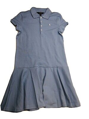 polo ralph lauren, Fall Blue, Girls Dress, L(12-14), NWT