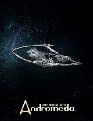 Andromeda Complete Series Collection (DVD, Seasons 1-5) NEW Gene Roddenberry
