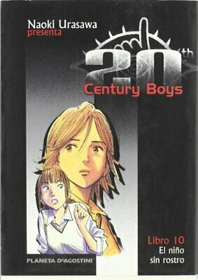 20th Century Boys nº 10/22 (Manga)