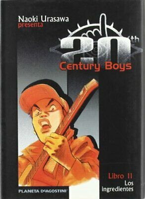 20th Century Boys nº 11/22 (Manga)